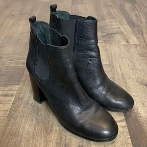 Tory Burch Ankle Boot Women's 9.5 Black